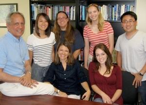 The Brain Boost research team!